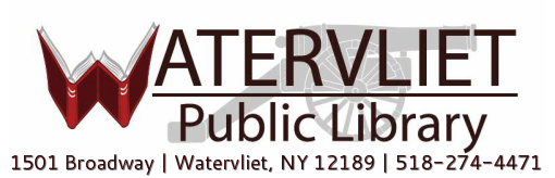 Watervliet Public Library